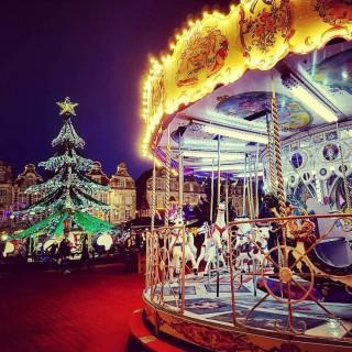 Arras Marché de Noël
