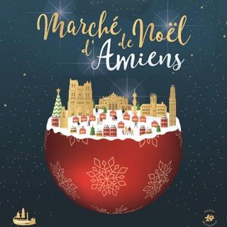 Amiens Marché de Noël