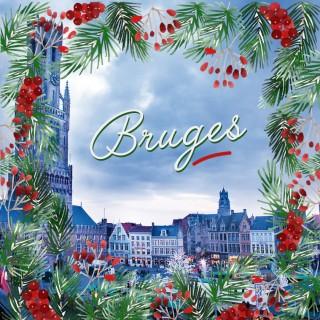Bruges Marché de Noël
