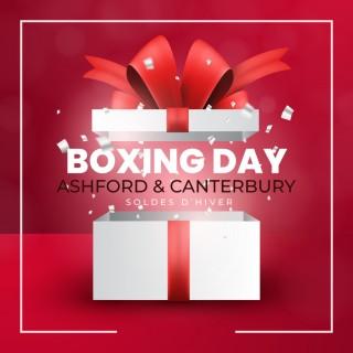 BOXING DAY - Ashford & Canterbury