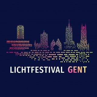 Festival de lumière Gand